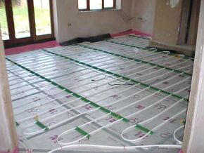 underfloor heating-mini